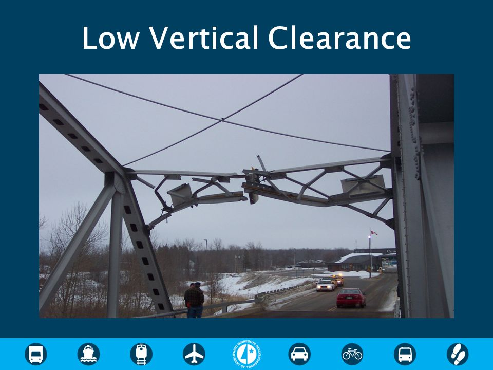 Low Vertical Clearance