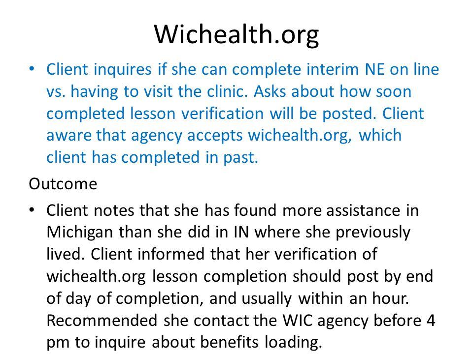 Wichealth.org