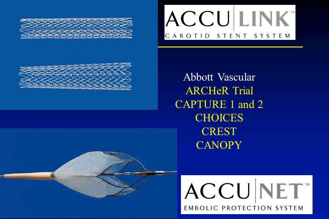 Abbott Vascular ARCHeR Trial