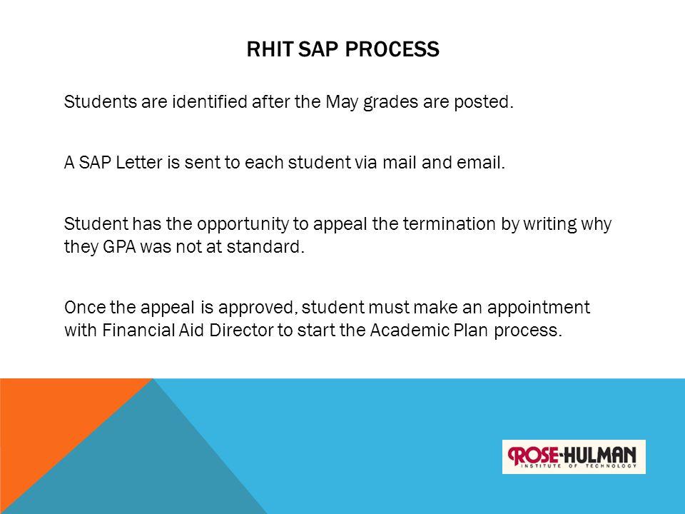 RHIT SAP Process