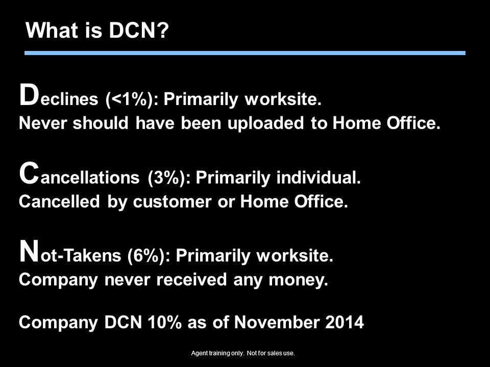 Declines (<1%): Primarily worksite.
