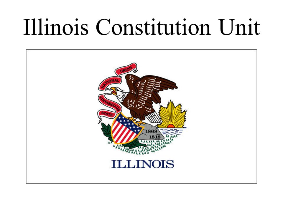 Illinois Constitution Unit