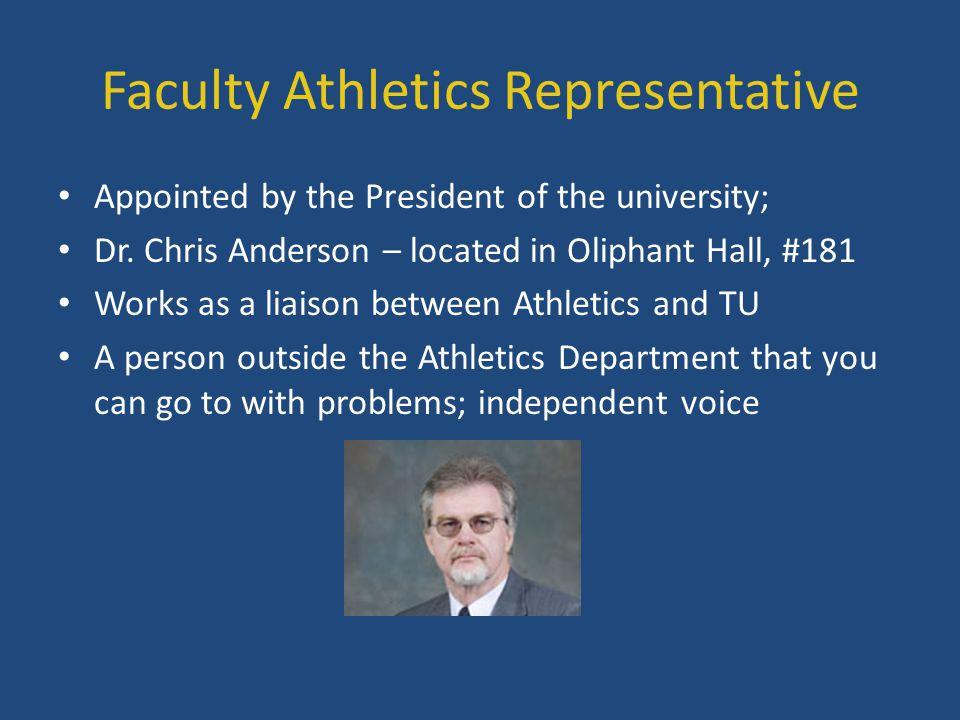Faculty Athletics Representative