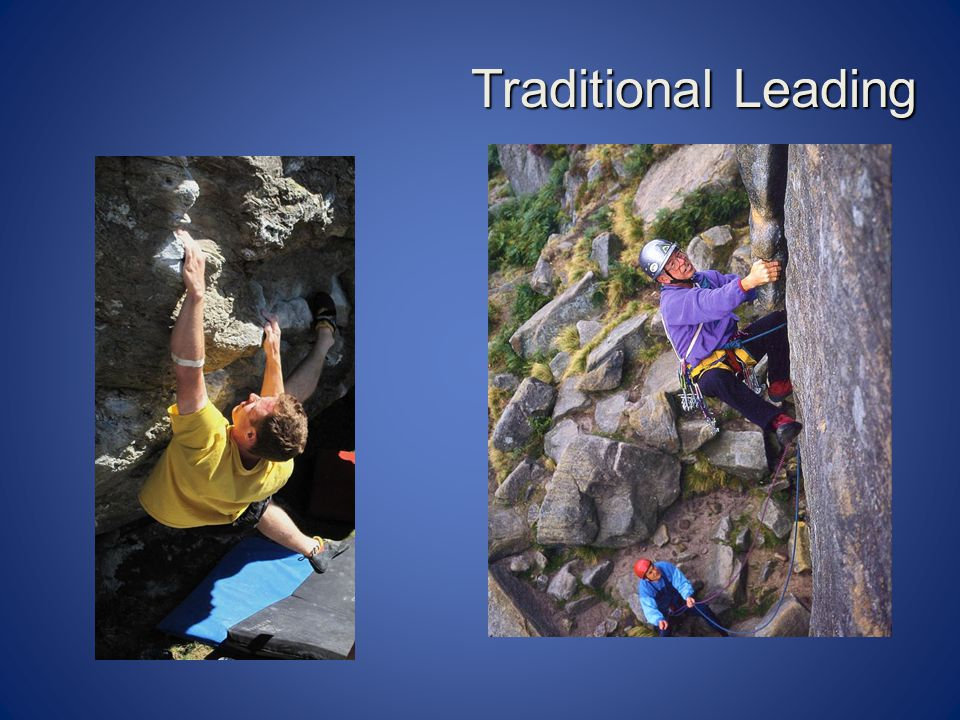 Traditional Leading