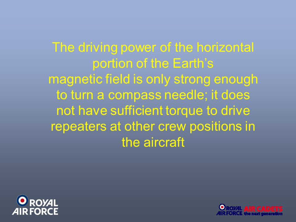 The driving power of the horizontal portion of the Earth's