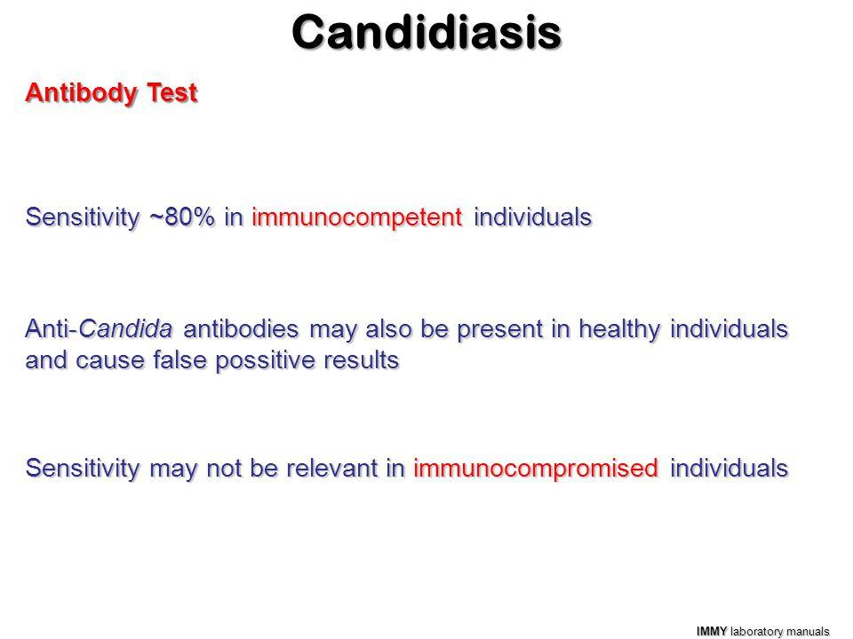 Candidiasis Antibody Test