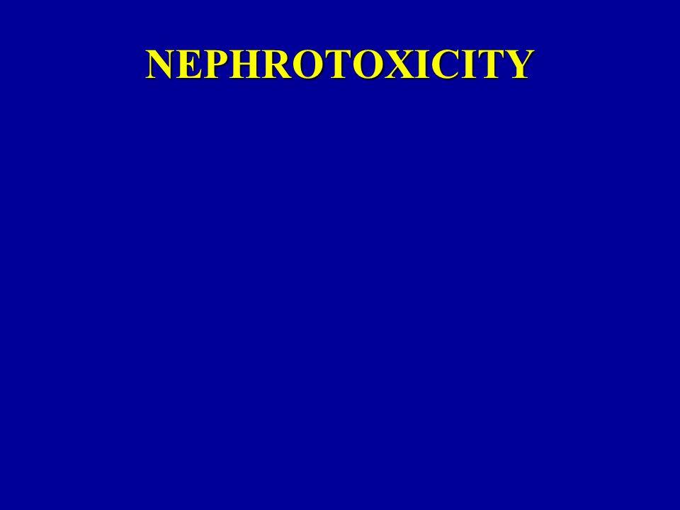 NEPHROTOXICITY