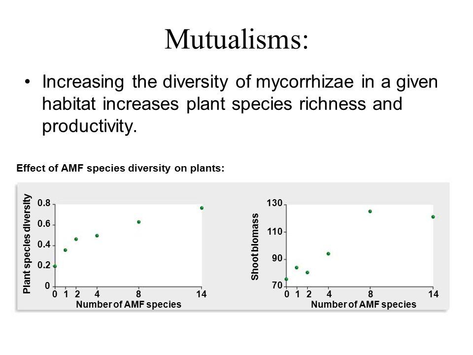 Plant species diversity