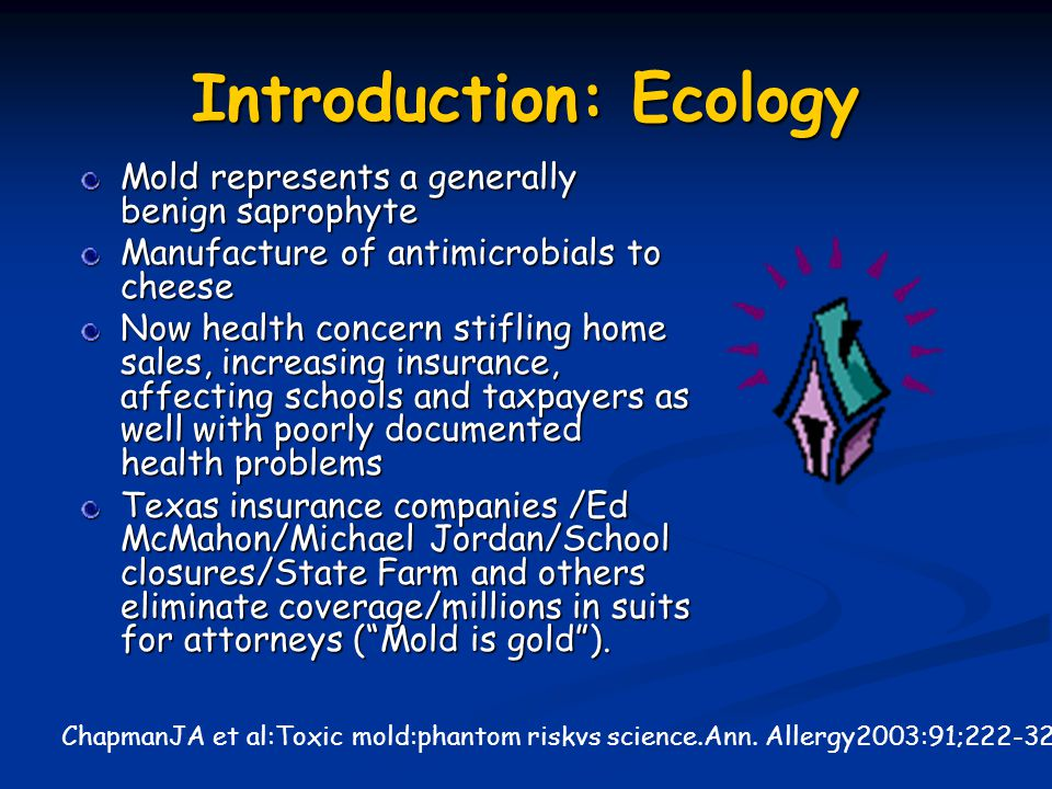 Introduction: Ecology