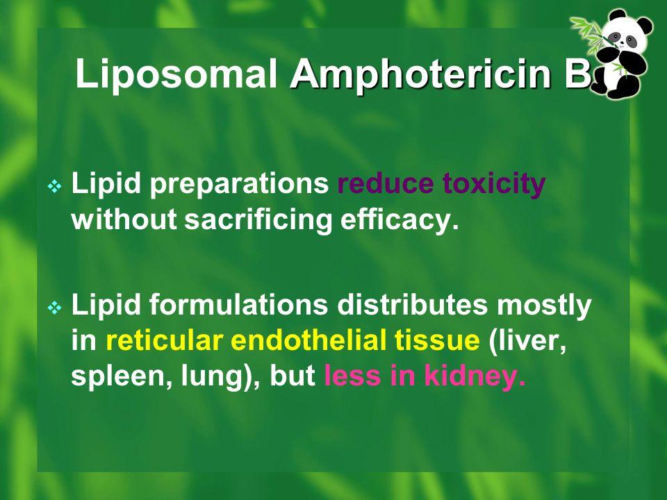 Liposomal Amphotericin B