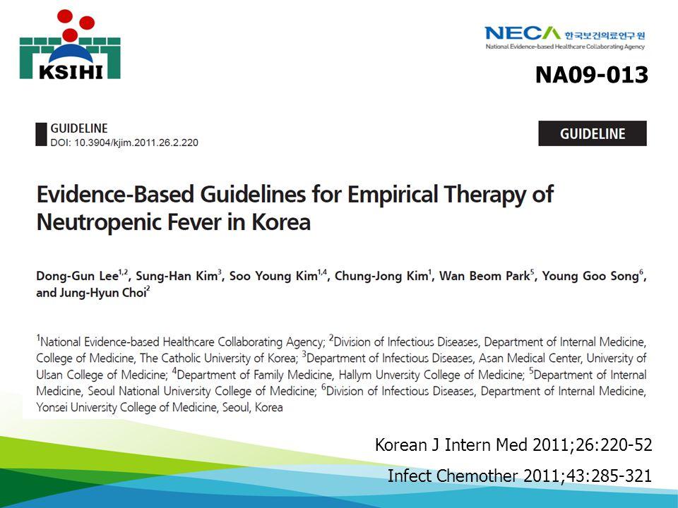 NA09-013 Korean J Intern Med 2011;26:220-52