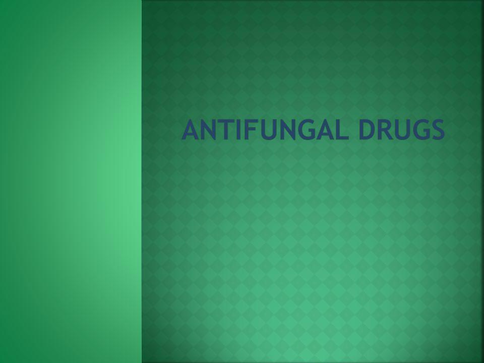 Antifungal Drugs