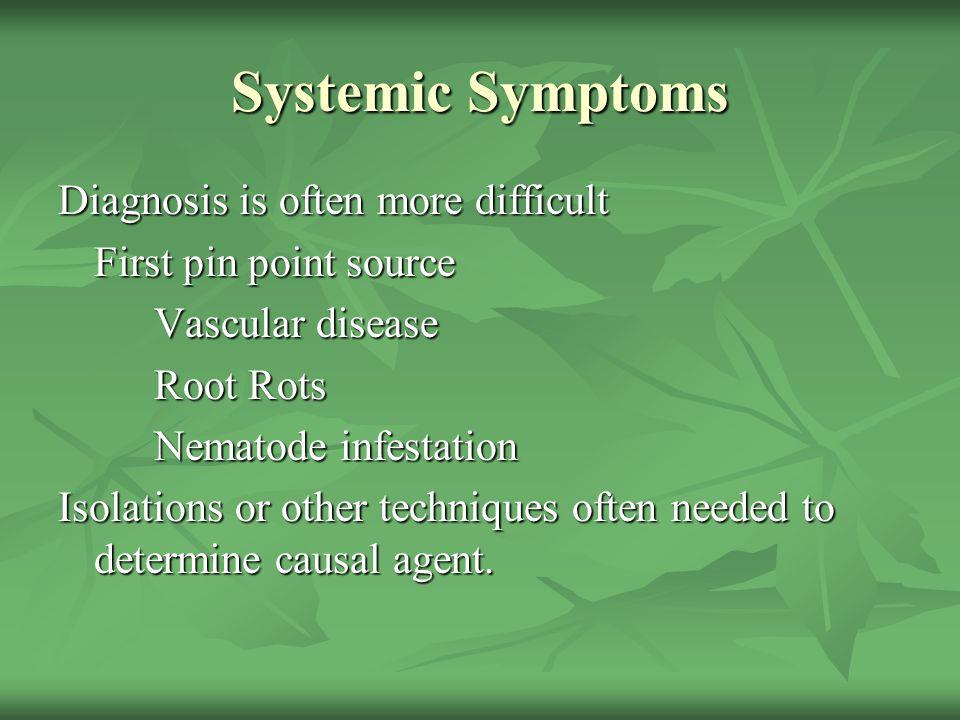 Systemic Symptoms