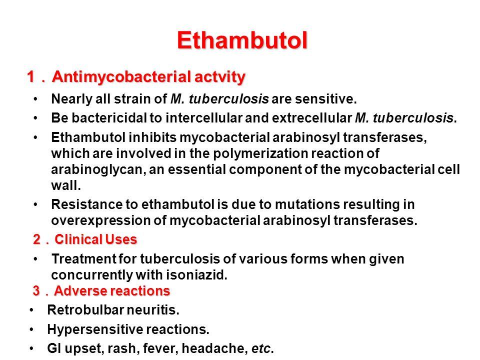Myambutol – Secrets of beauty and health!