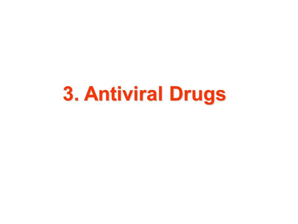 3. Antiviral Drugs