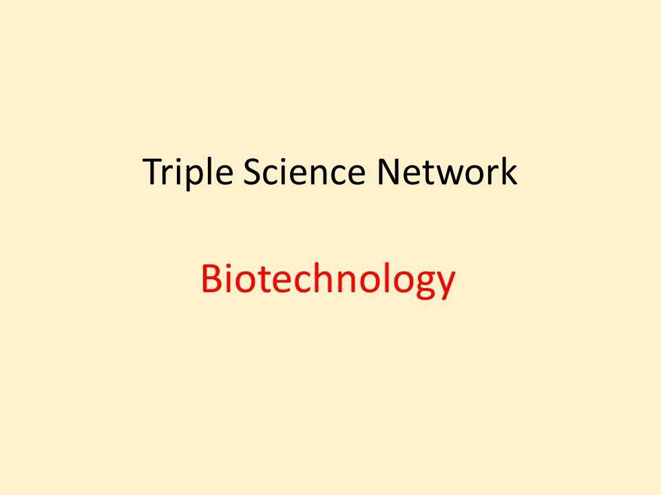 Triple Science Network