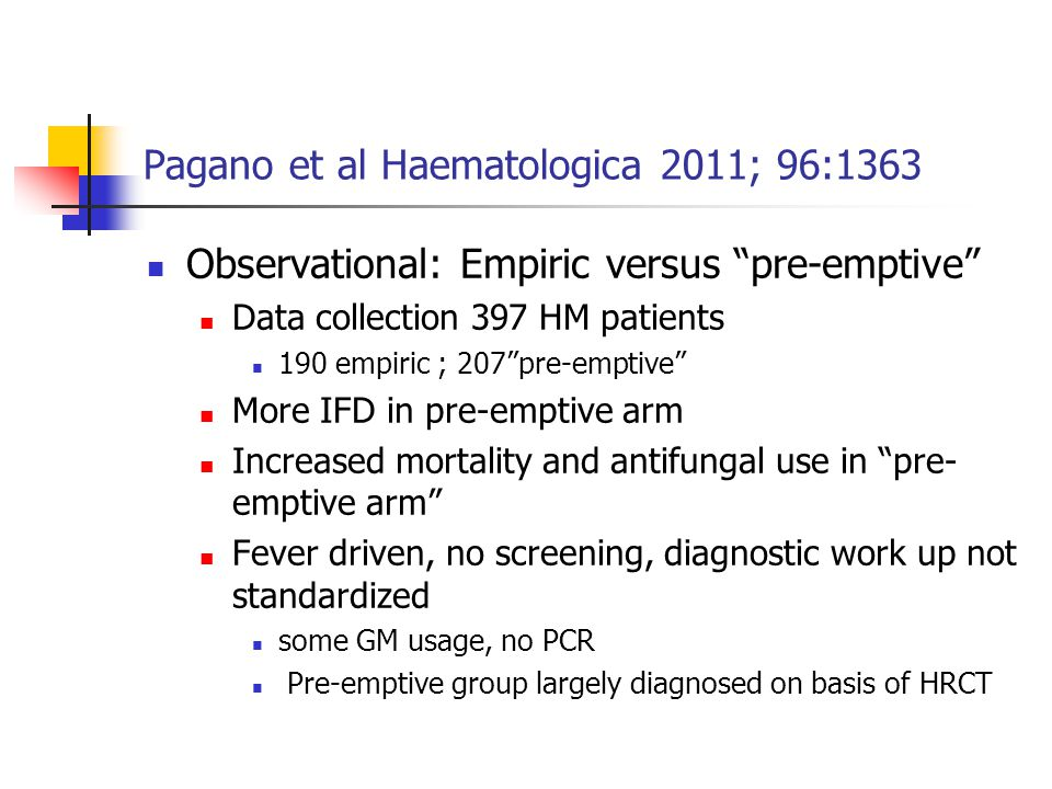 Pagano et al Haematologica 2011; 96:1363