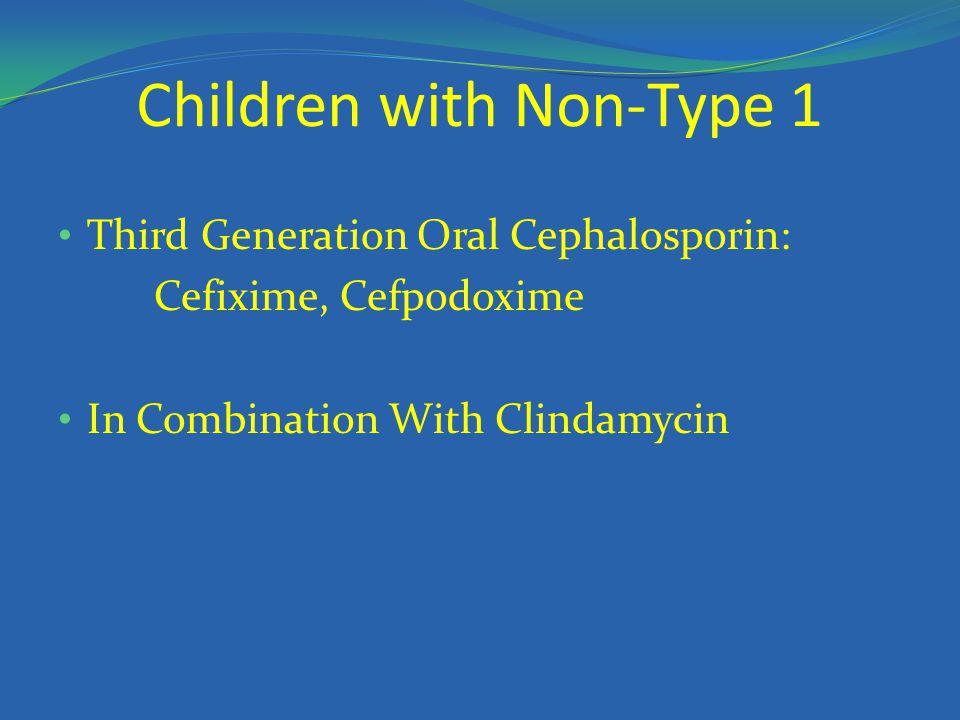 Children with Non-Type 1