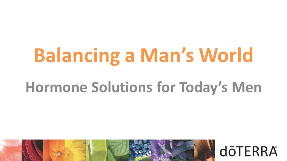 Balancing a Man's World