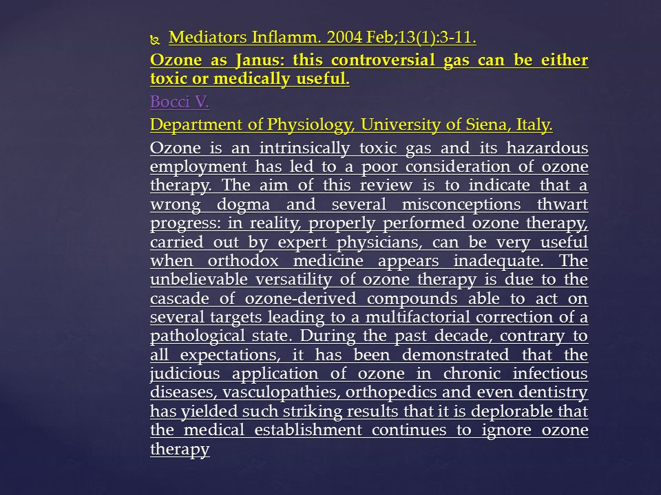 Mediators Inflamm. 2004 Feb;13(1):3-11.