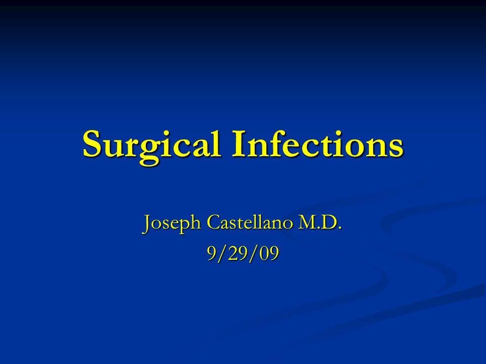 Joseph Castellano M.D. 9/29/09