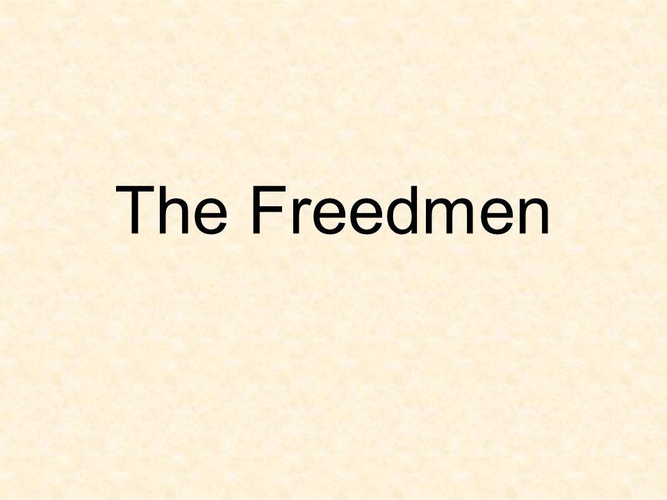The Freedmen