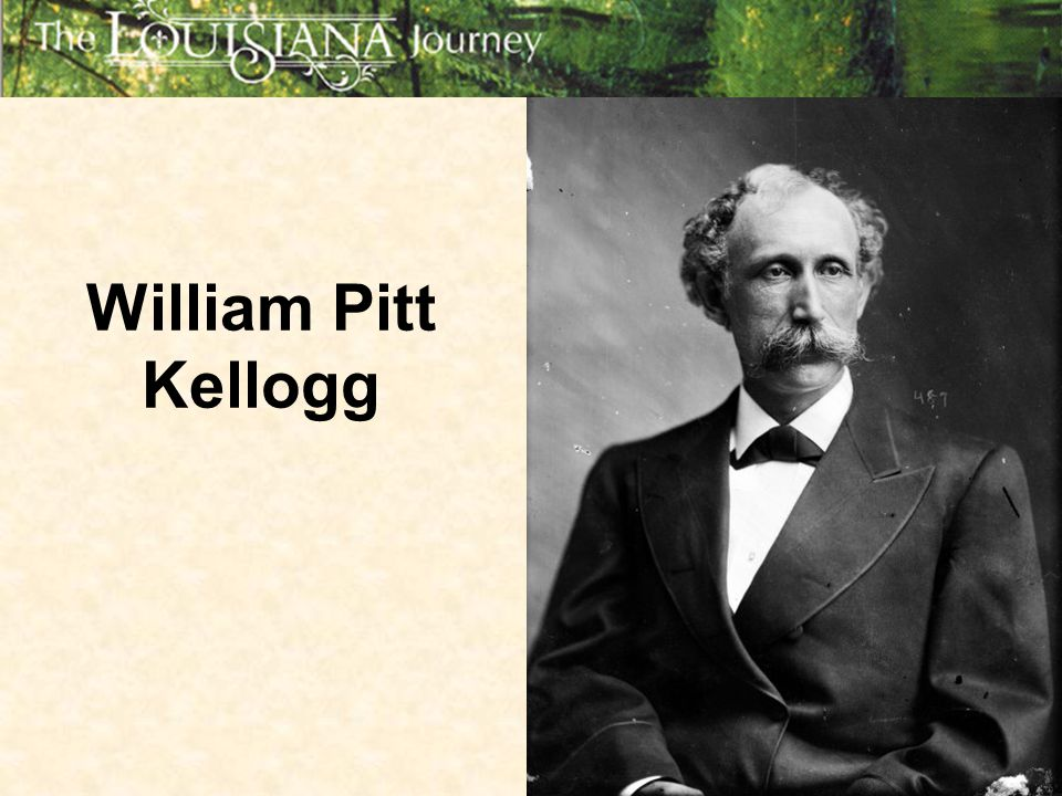 William Pitt Kellogg