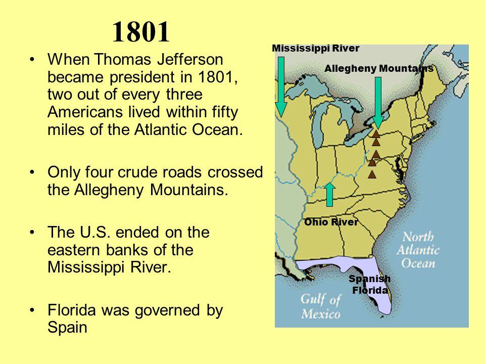 1801 Mississippi River.