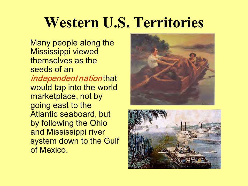 Western U.S. Territories