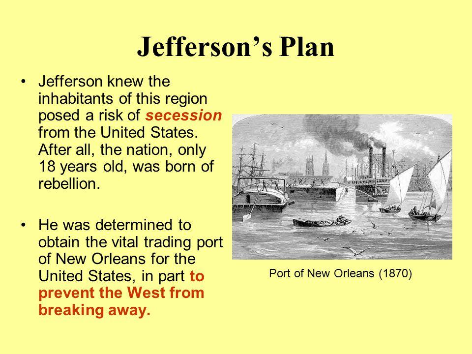 Jefferson's Plan