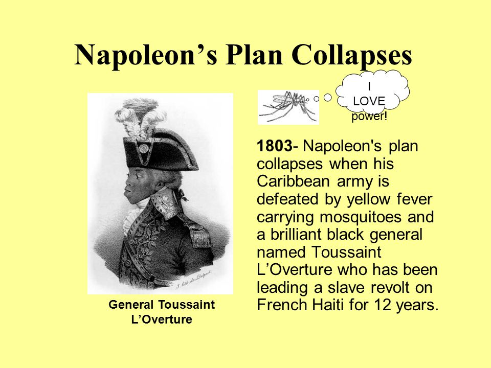 Napoleon's Plan Collapses