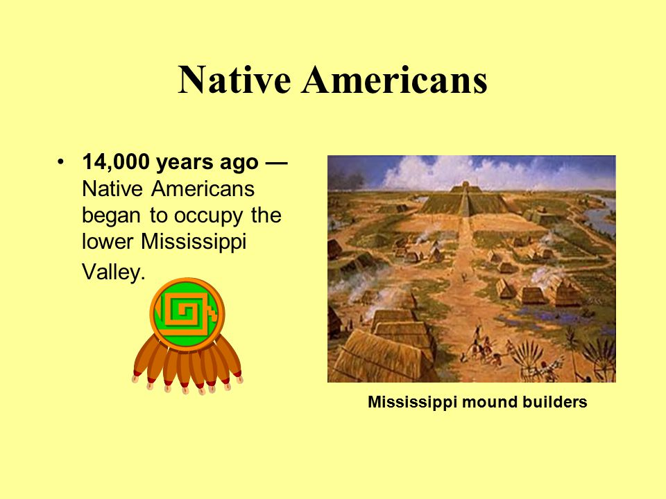 Mississippi mound builders