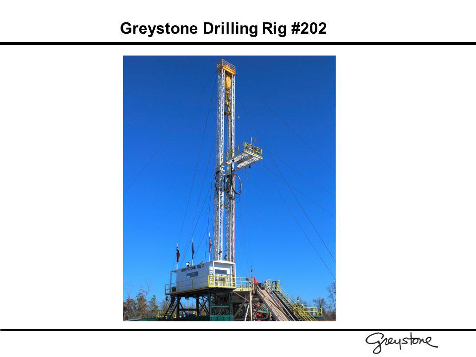Greystone Drilling Rig #202