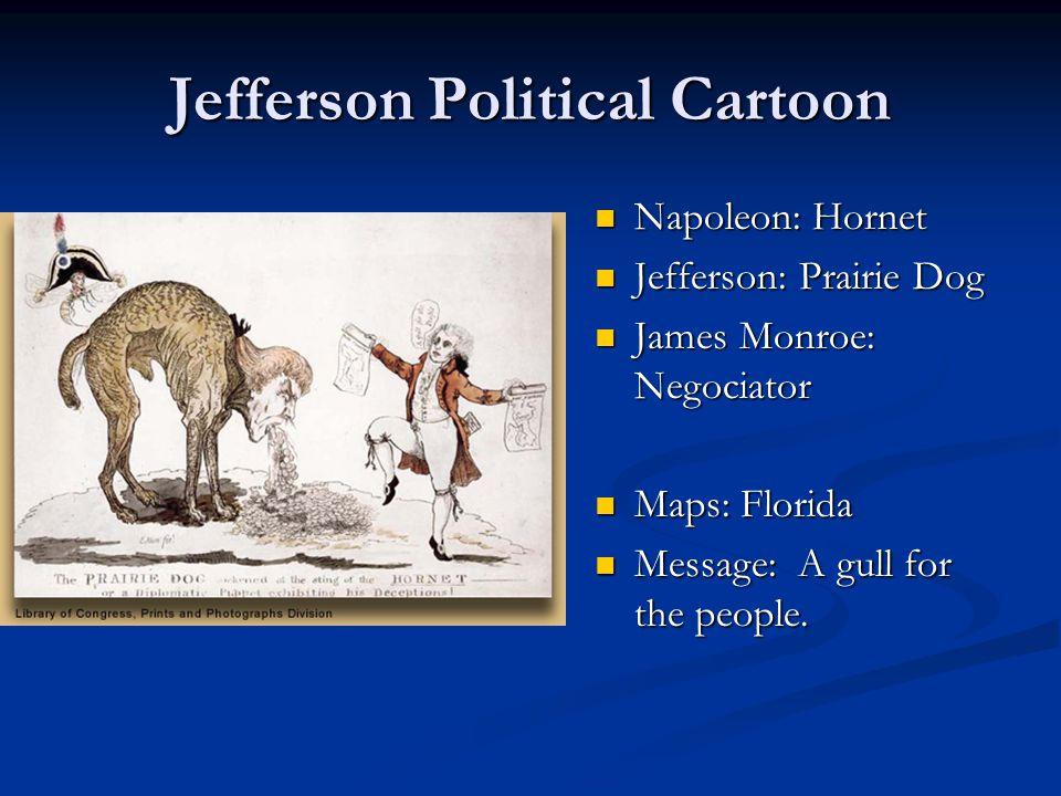 Jefferson Political Cartoon