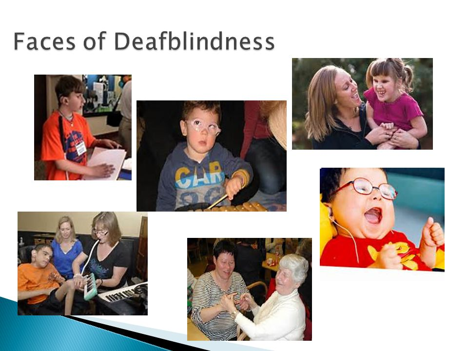 Faces of Deafblindness