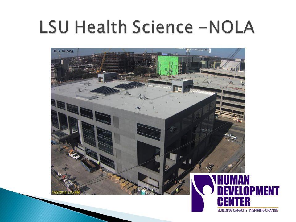 LSU Health Science -NOLA
