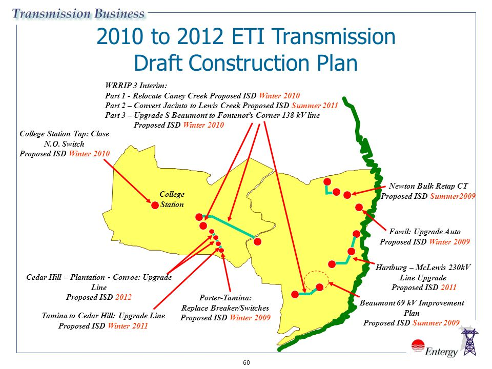 Draft Construction Plan