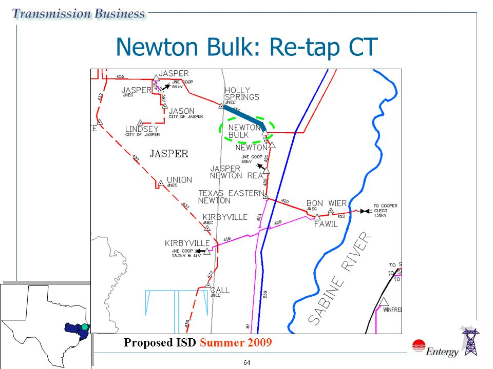 Newton Bulk: Re-tap CT Proposed ISD Summer 2009