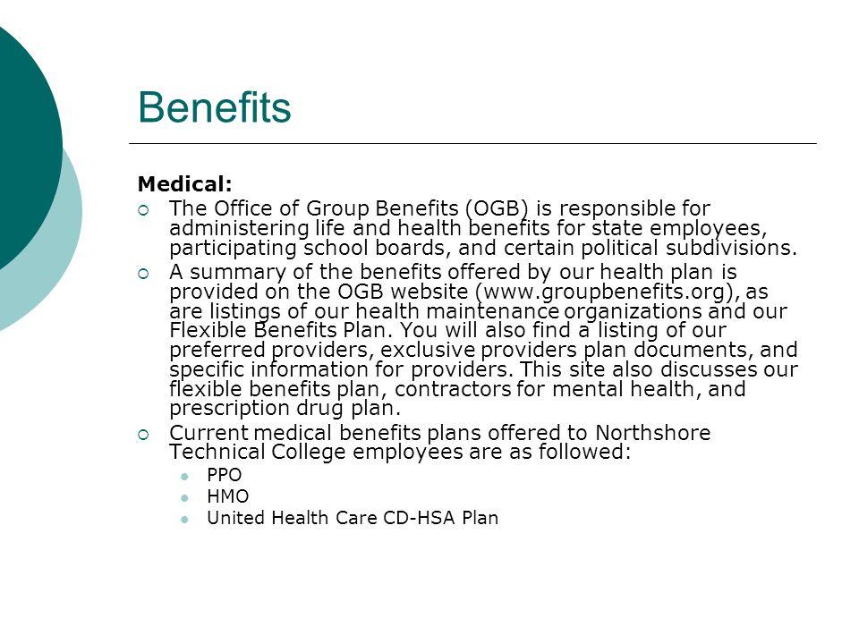 Benefits Medical:
