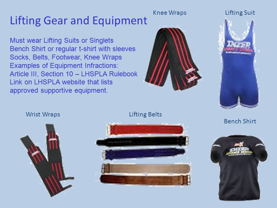 Lifting Gear and Equipment