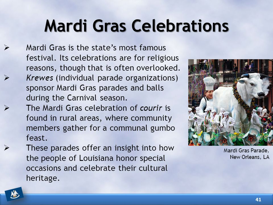 Mardi Gras Celebrations