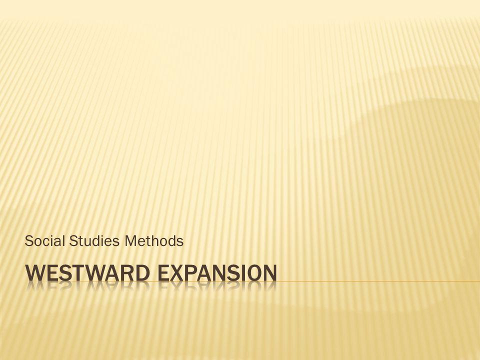 Social Studies Methods