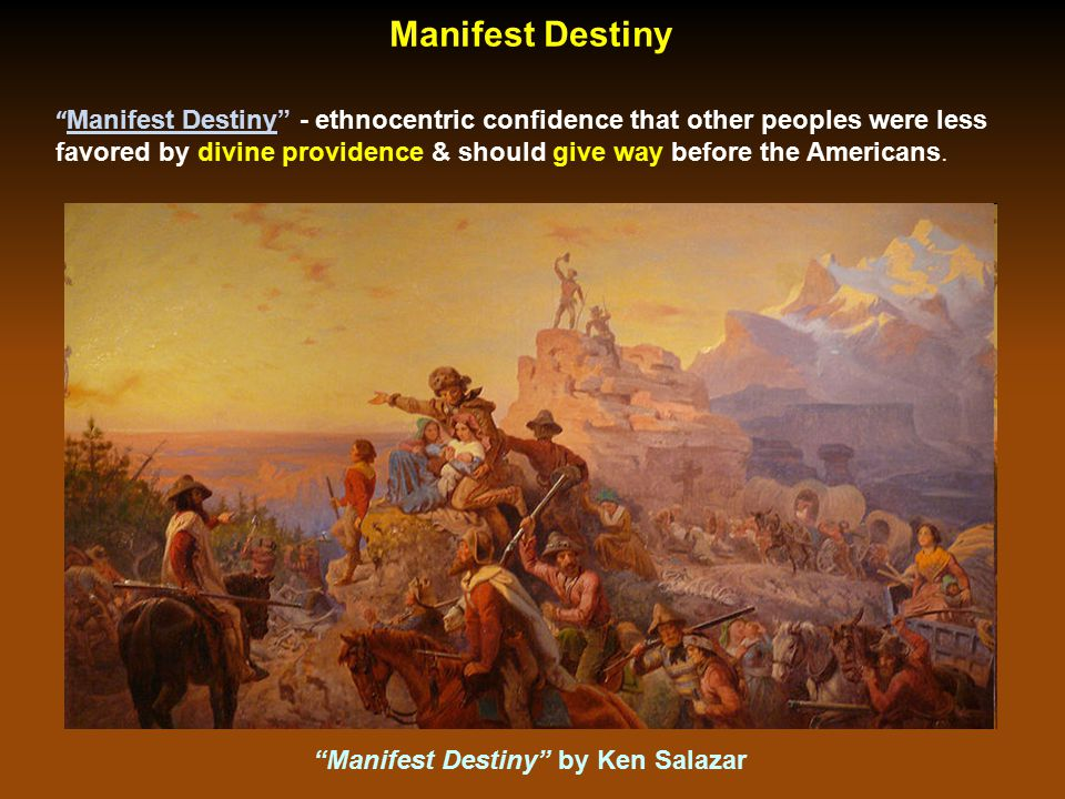 Texas Annexation & the Mexican War