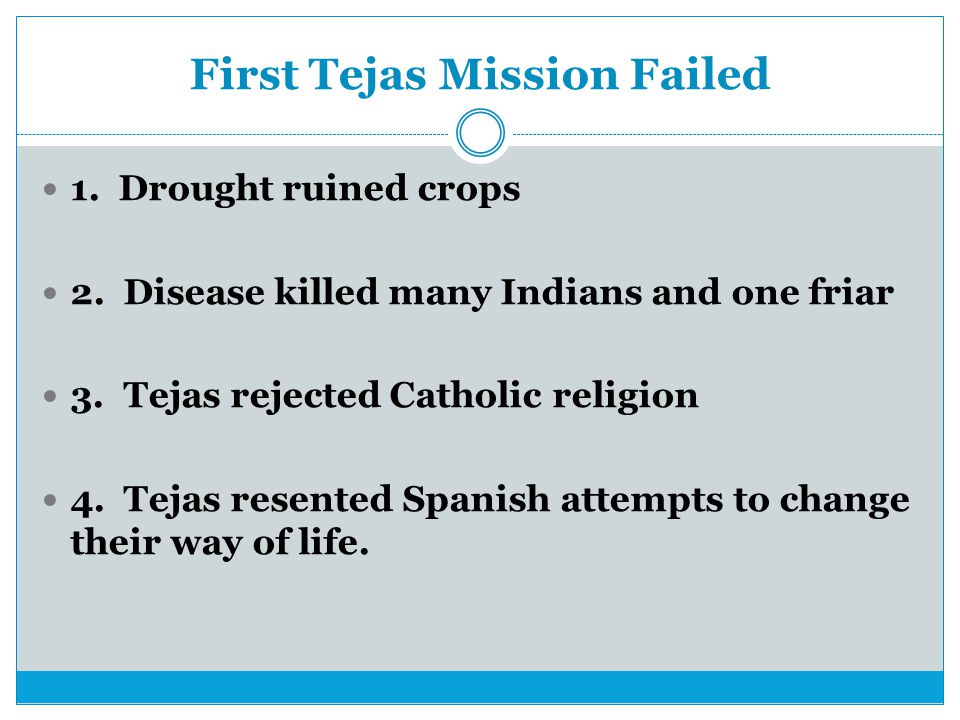 First Tejas Mission Failed
