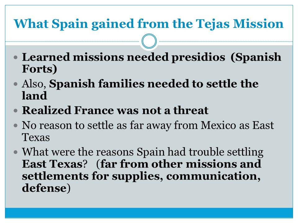 What Spain gained from the Tejas Mission