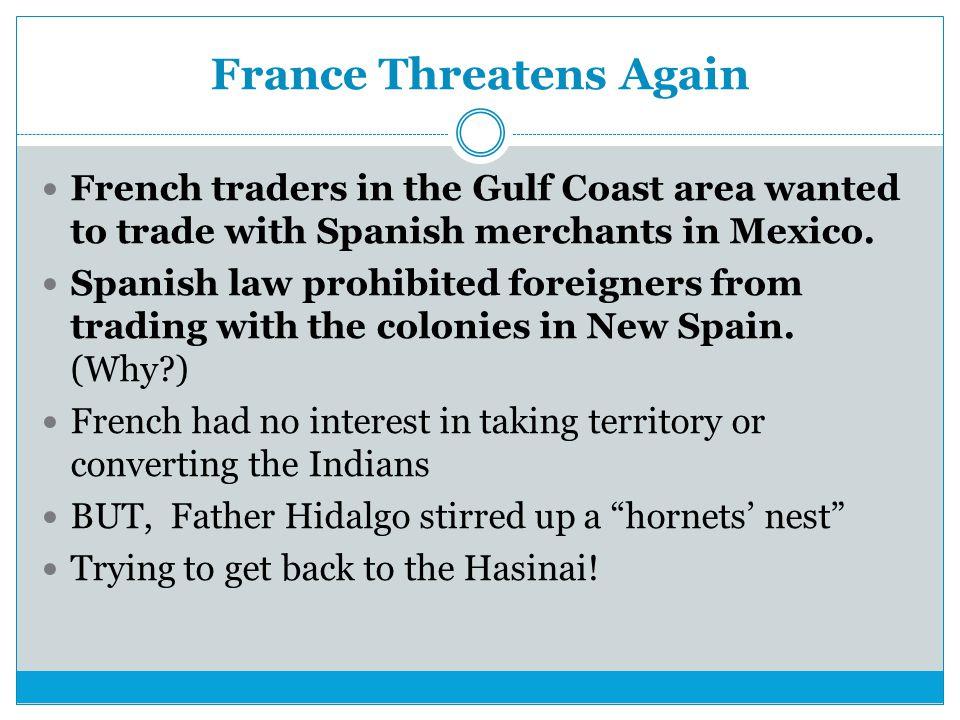 France Threatens Again