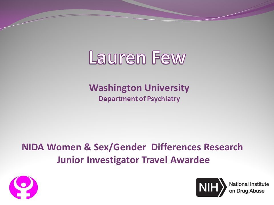Washington University Department of Psychiatry