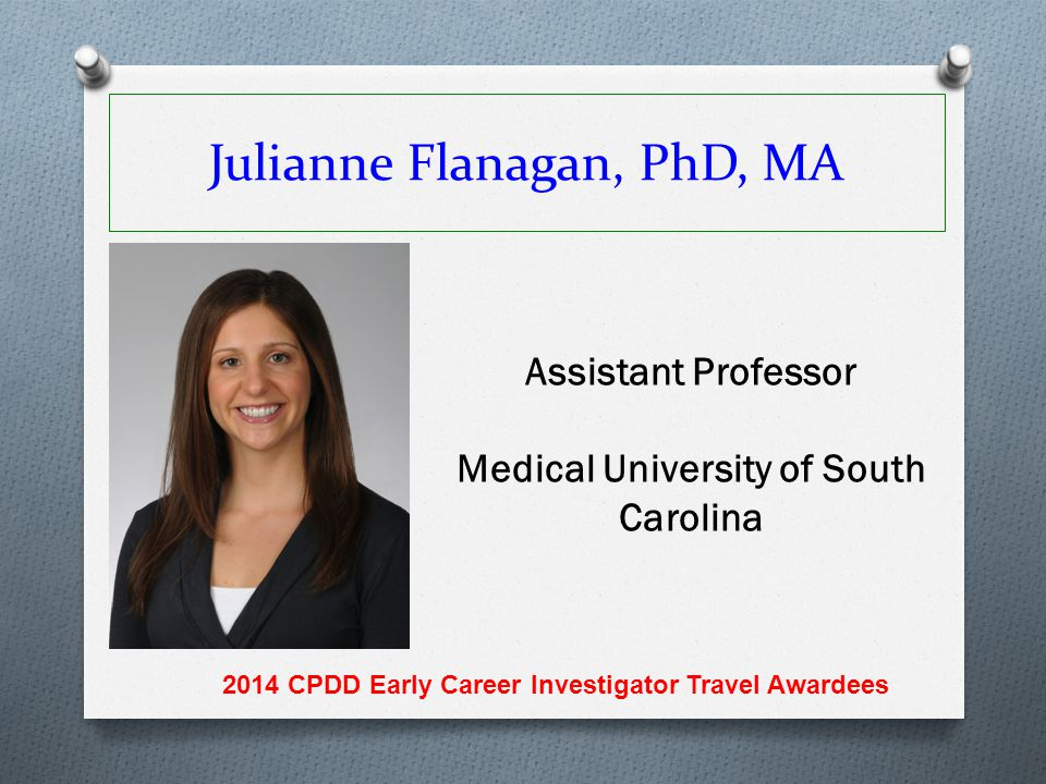 Julianne Flanagan, PhD, MA