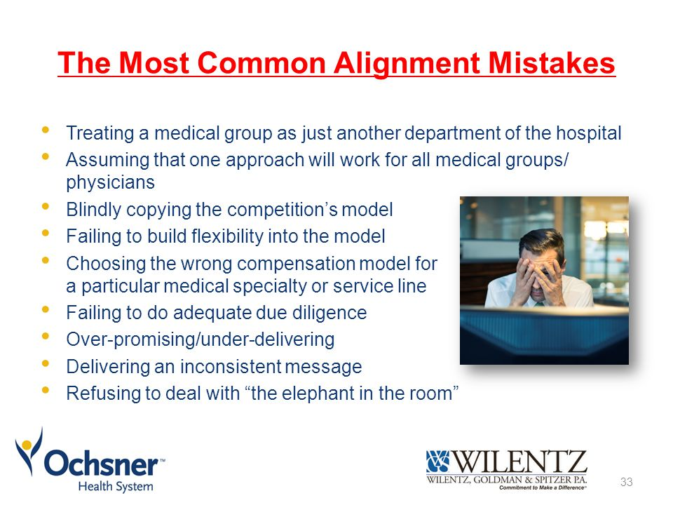 The Most Common Alignment Mistakes
