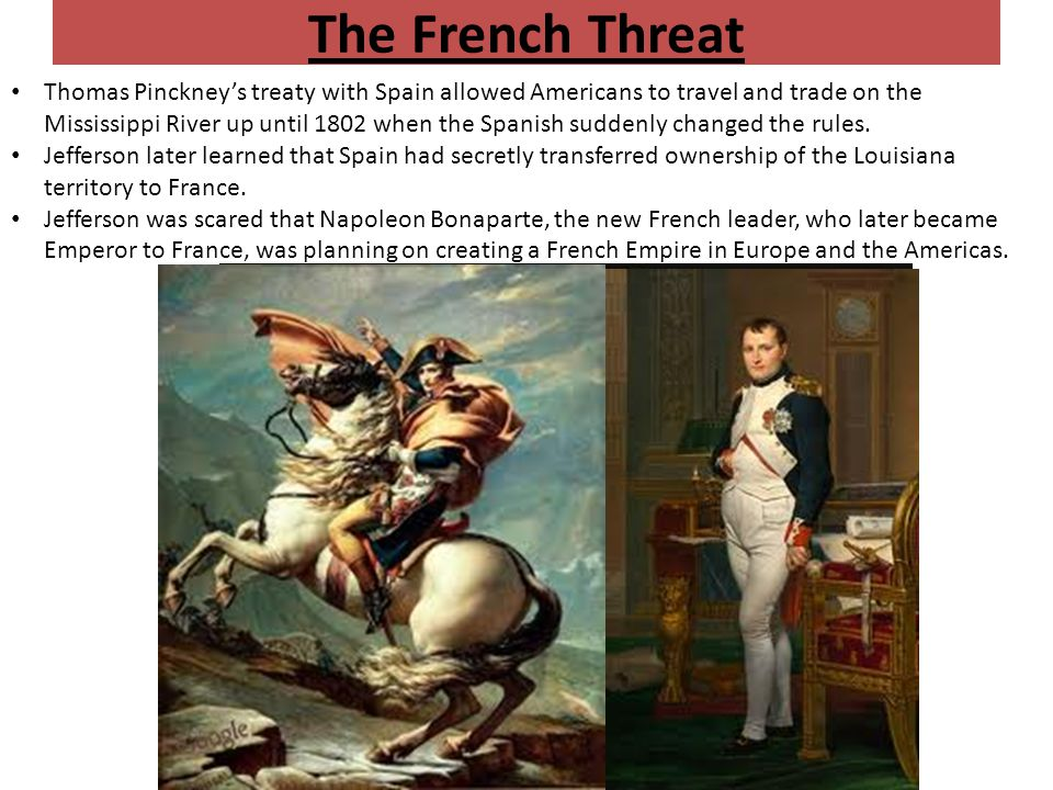 The French Threat